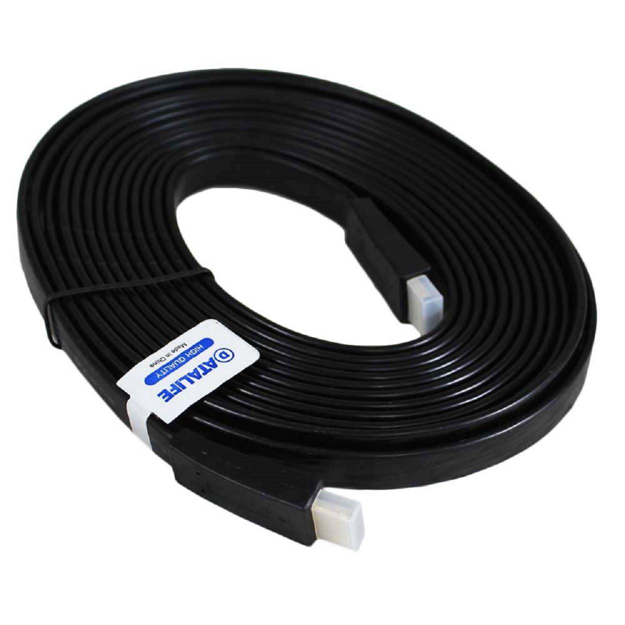 کابل فلت HDMI 1.5M برند DataLife