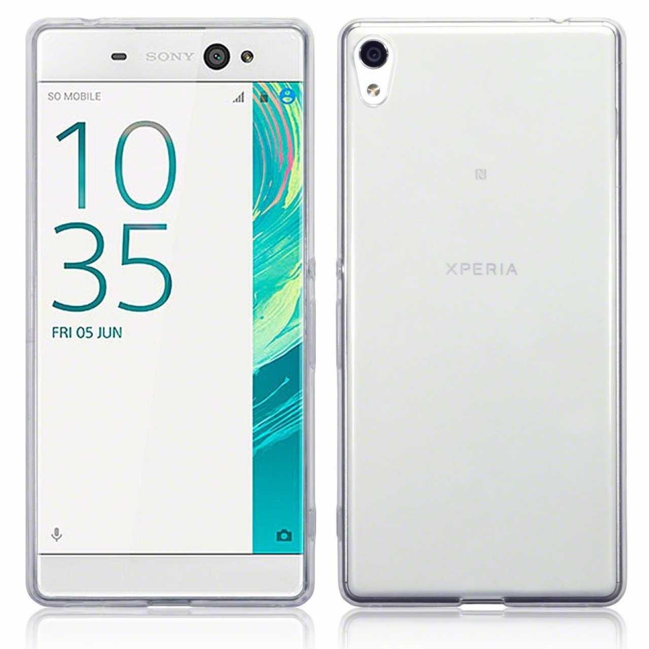 گوشی موبایل سونی مدل XPERIA XA ULTRA با ظرفیت 16 گیگابایت - دو سیم کارت