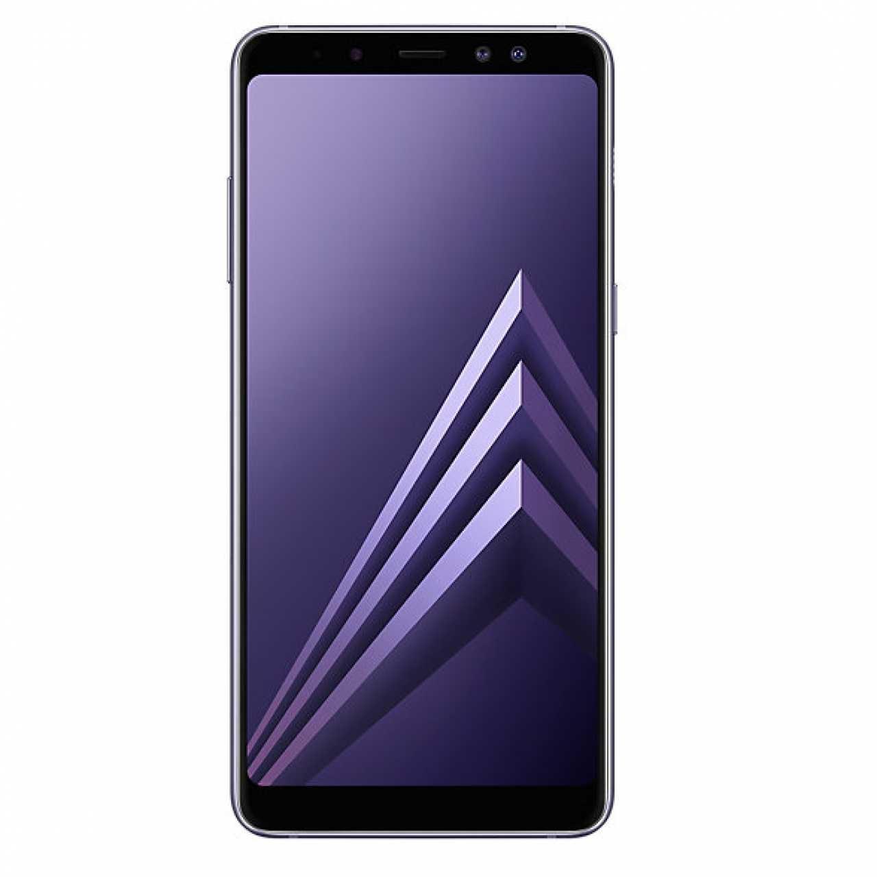 گوشی موبایل سامسونگ مدل GALAXY A8+(2018)- دو سیم کارت - 64 گیگابایت