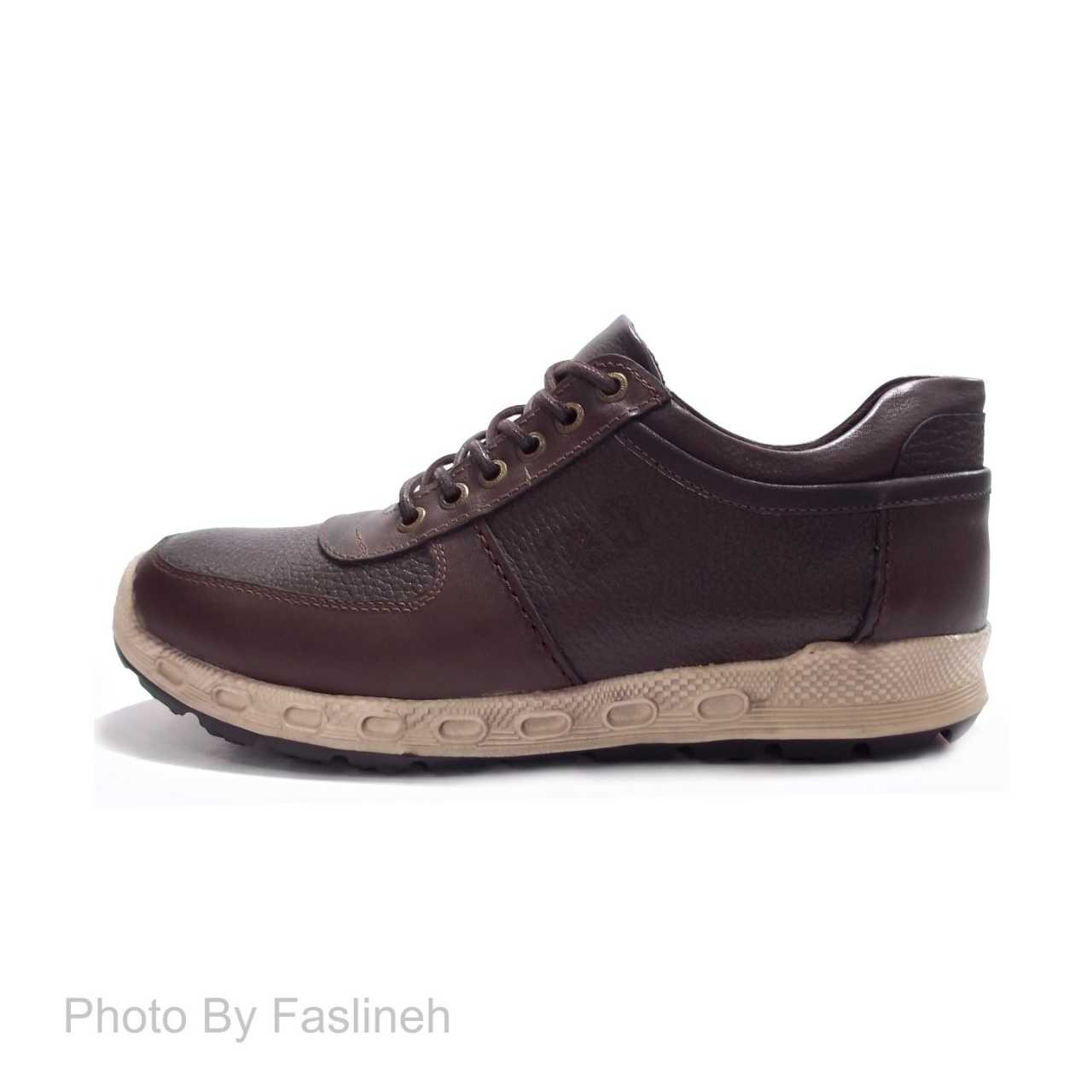 کفش اسپرت کت قهوه ای مدل CLS5