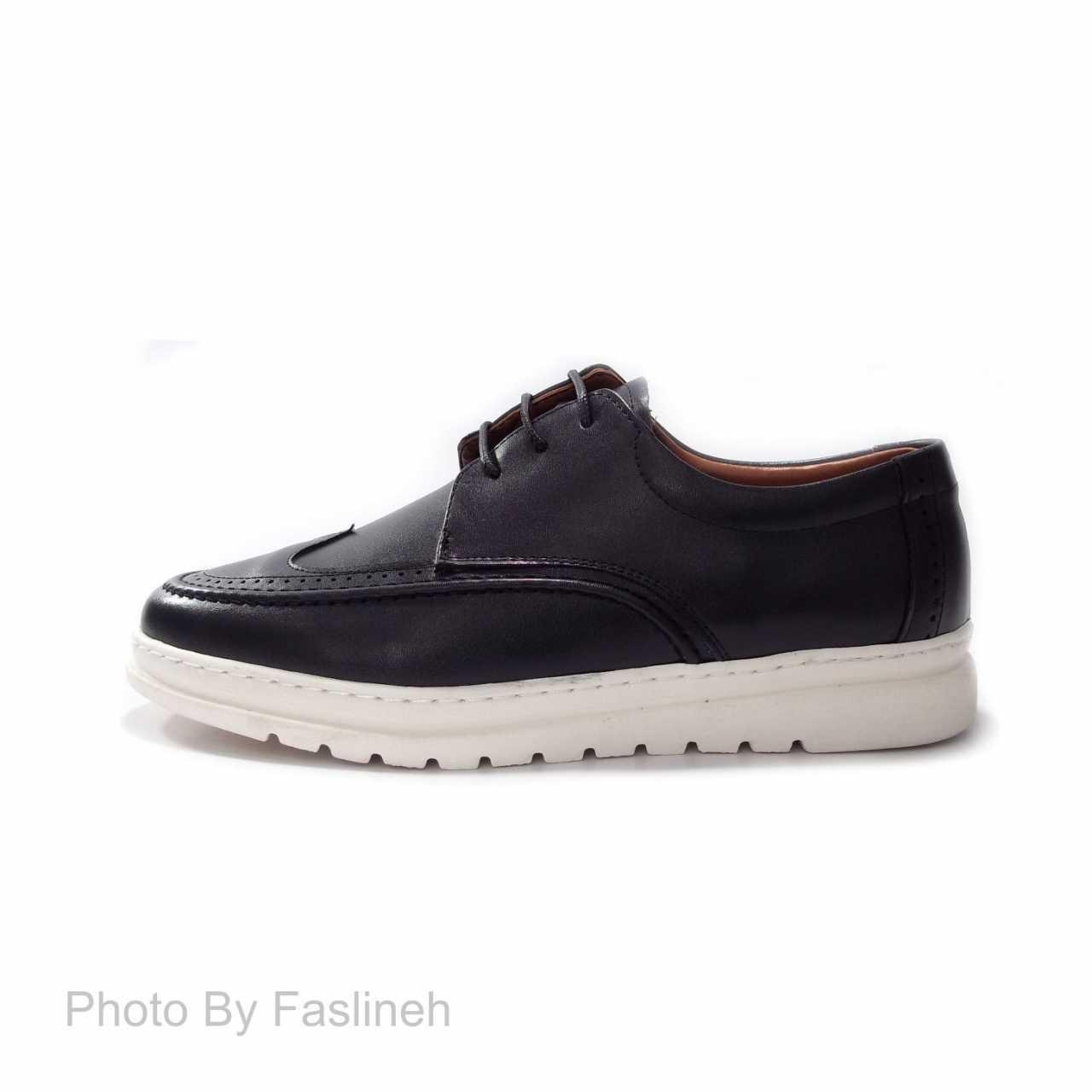 کفش اسپرت طرح هشترک CN854  مشکی