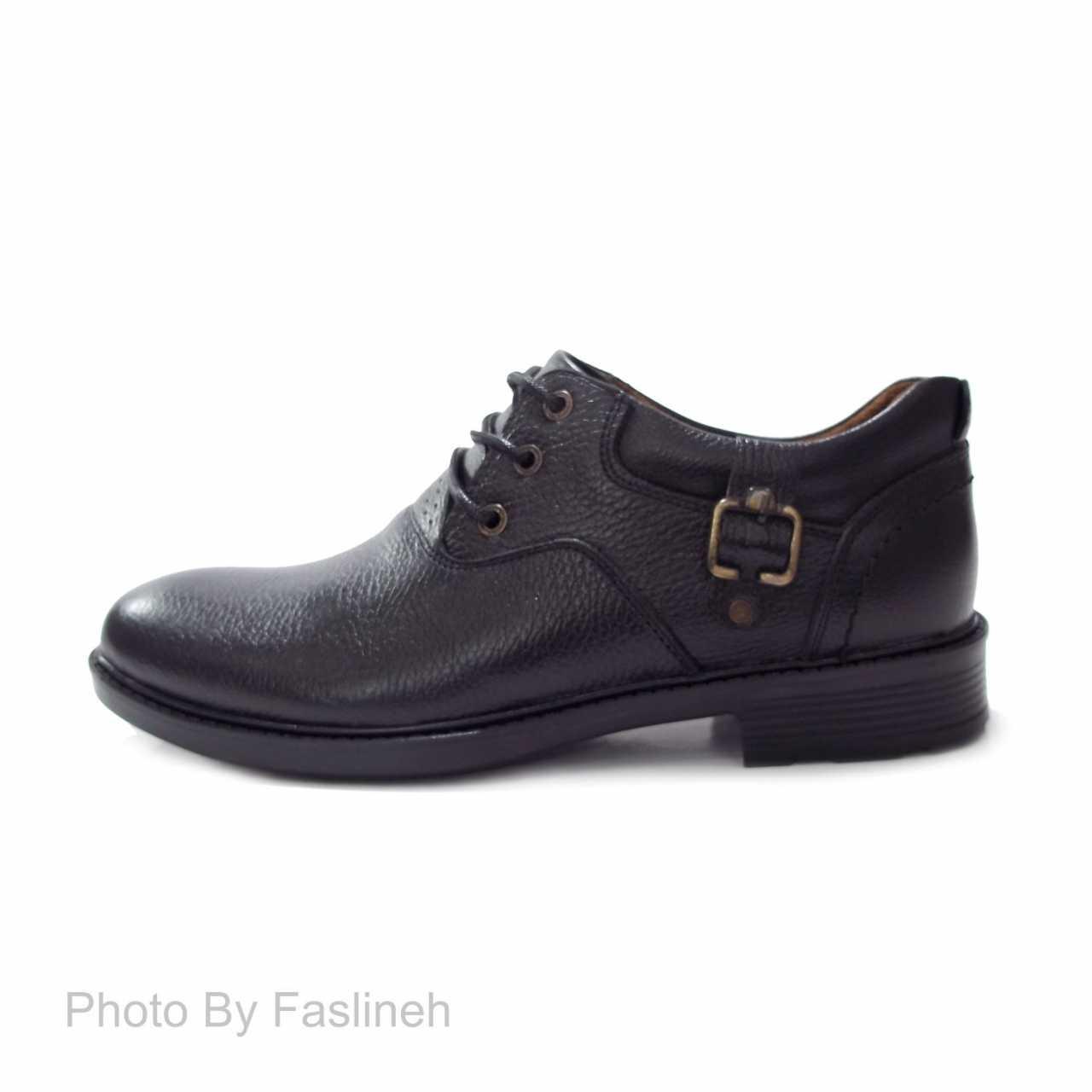 کفش چرم طرح اکو S364